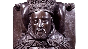 Sculpture of Henry IV of England