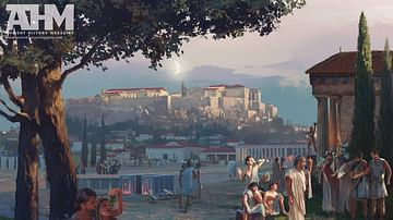 Athenian Agora and Acropolis