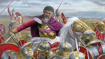 Septimius Severus at the Battle of Lugdunum (197 CE)