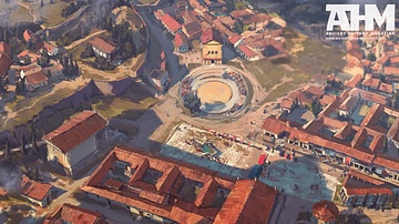 Roman Forum in the 5th Century BCE