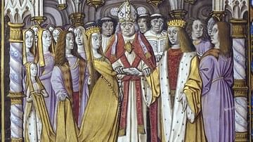 Marriage of Henry V of England and Catherine of Valois