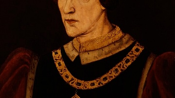 Henry VI of England, National Portrait Gallery