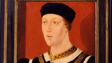Portait of Henry VI of England