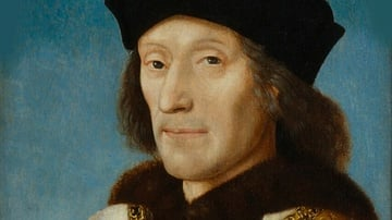 Henry VII of England, National Portrait Gallery