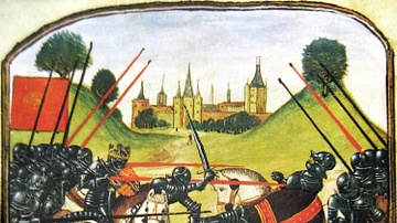 Battle of Tewkesbury, 1471 CE