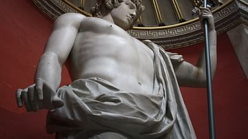The Braschi Antinous
