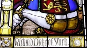 Richard, Duke of York, Ludlow