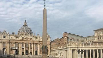 The Vatican Obelisk