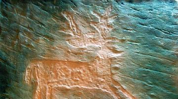 Rock Drawings of Valcamonica