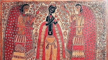 Madhubani Paintings: People's Living Cultural Heritage