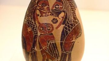 A Visual Glossary of Greek Pottery