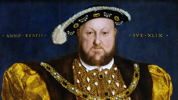 Henry VIII by Holbein