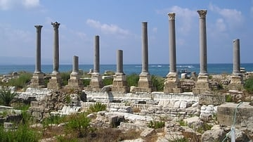 Palaestra in Tyre