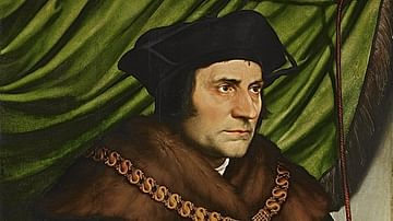 Sir Thomas More as Lord Chancellor