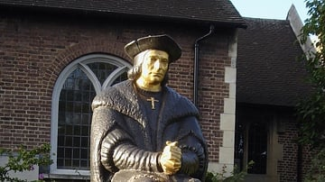 Statue of Sir Thomas More