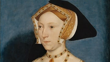 Jane Seymour by Hans Holbein