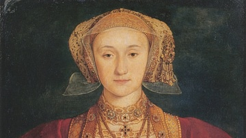 Anne of Cleves by Hans Holbein