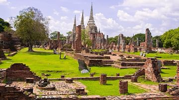 Ayutthaya: Venice of the East