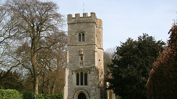 Rycote Chapel, Oxfordshire