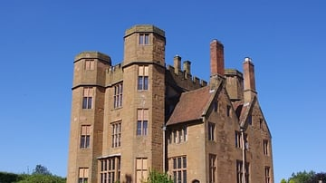 Robert Dudley's Gatehouse, Kenilworth Castle