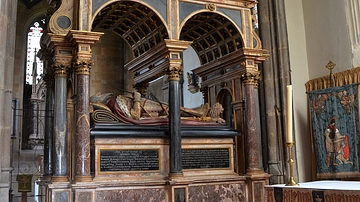 Tomb of William Cecil, Lord Burghley
