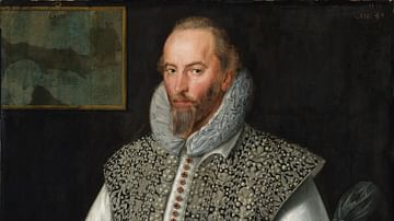 Sir Walter Raleigh by Segar