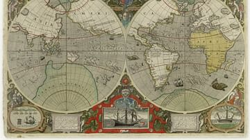 Francis Drake's Circumnavigation of the Globe