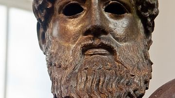 Head of Zeus, Artemesium Bronze