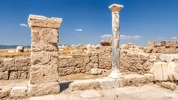Columns at Laodicea on the Lycus