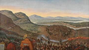 Second Siege of Vienna 1683 CE