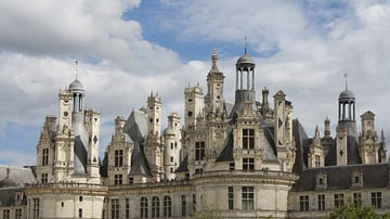 Chimneys, Chateau de Chambord