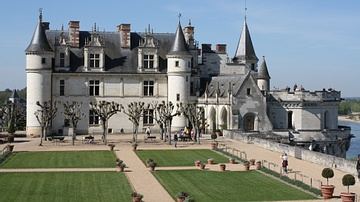 Royal Lodge, Chateau d'Amboise