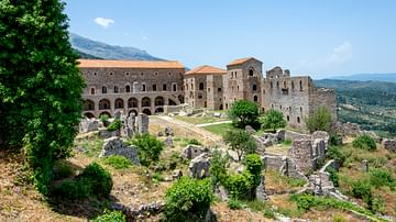 Palace Complex, Mystras