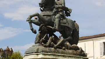 Statue of Francis I of France