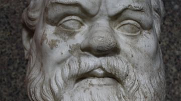 Socrates Bust, Vatican Museums