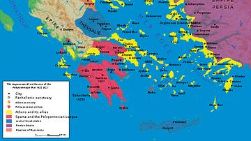 delian league to athenian empire essay