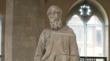 Saint Mark by Donatello
