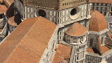 Dome of Florence Cathedral by Brunelleschi