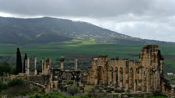 Basilica & Capitoline Temple of Volubilis