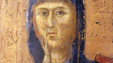 Madonna by Giotto