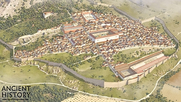 Reconstruction of Ancient Priene
