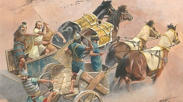 Chariot Warfare in the Ancient Near East