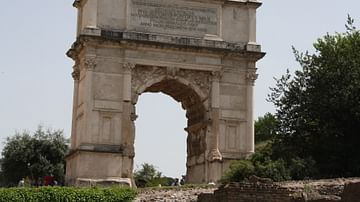 Arch of Titus, Rome