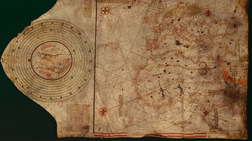 15-century CE Nautical Map