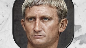 Augustus (Composite Facial Reconstruction)