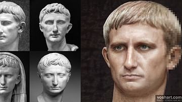 Augustus (Facial Reconstruction)