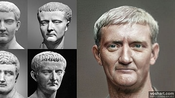 Tiberius (Facial Reconstruction)