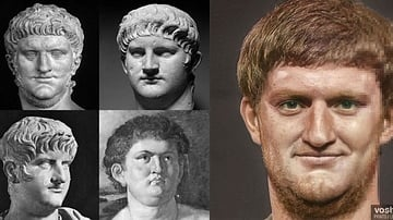 Nero (Facial Reconstruction)
