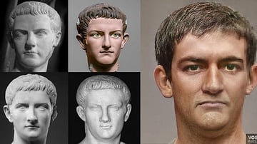 Caligula (Facial Reconstruction)