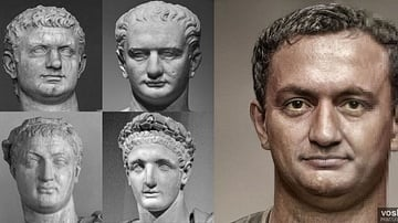 Domitian (Facial Reconstruction)